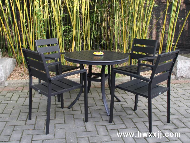 铝合金桌椅