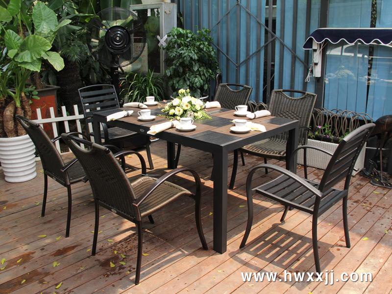 环保木桌椅