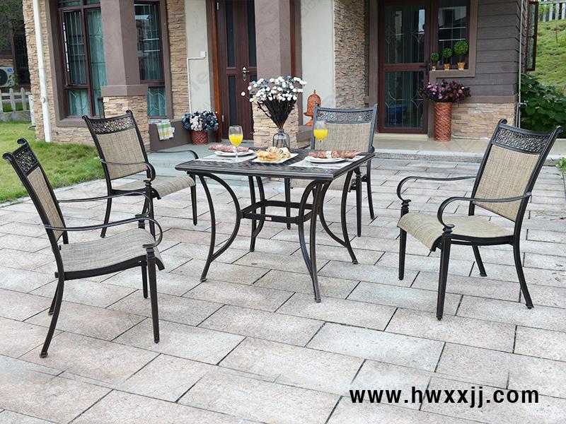 美式铸铝桌BML16234